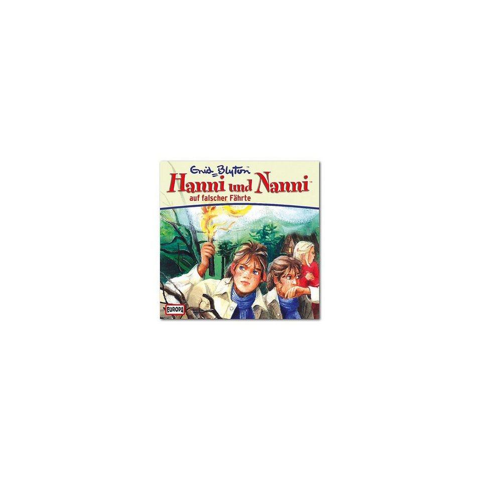 Sony CD Hanni & Nanni 25 - auf falscher Fährte