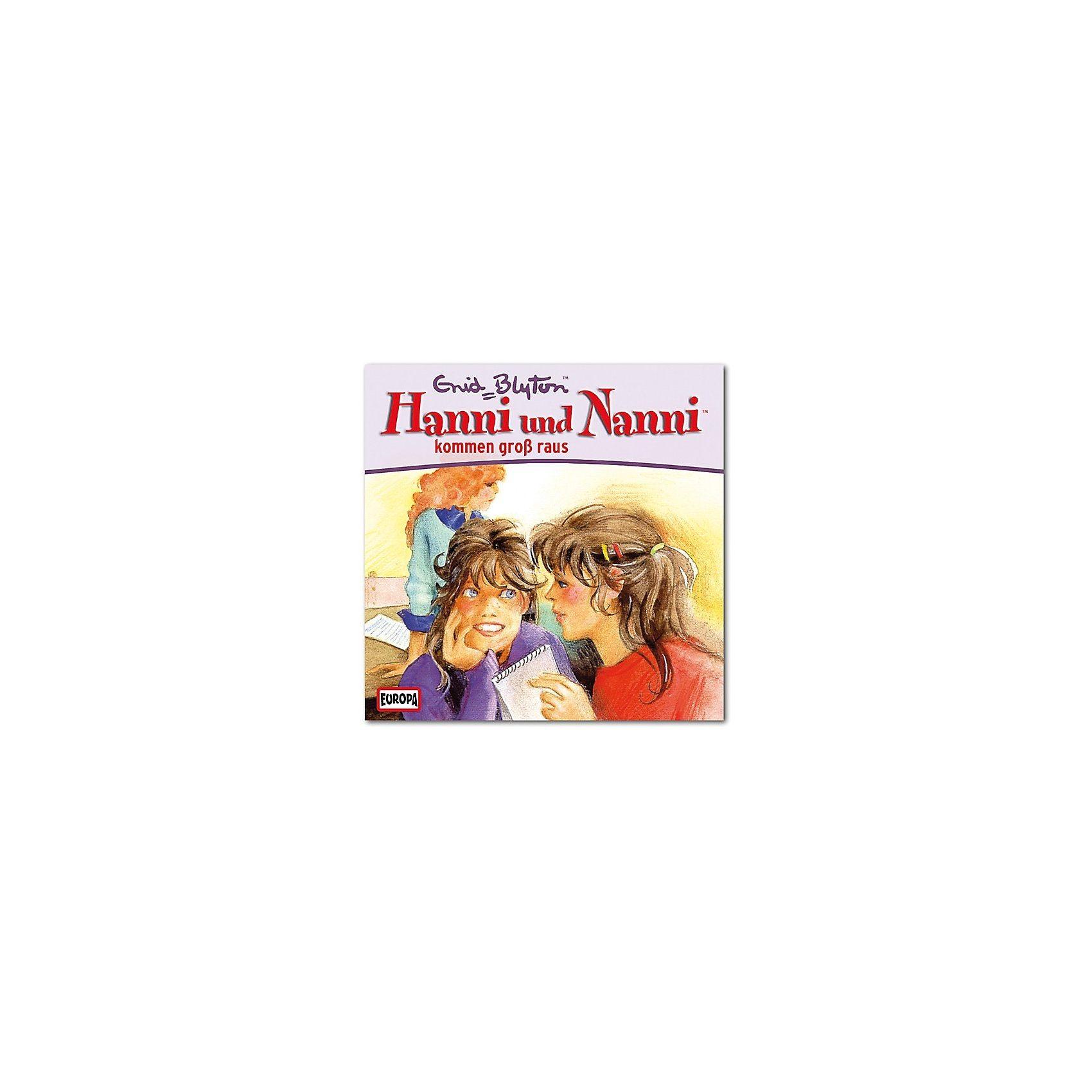 Sony CD Hanni & Nanni 16 - kommen groß raus