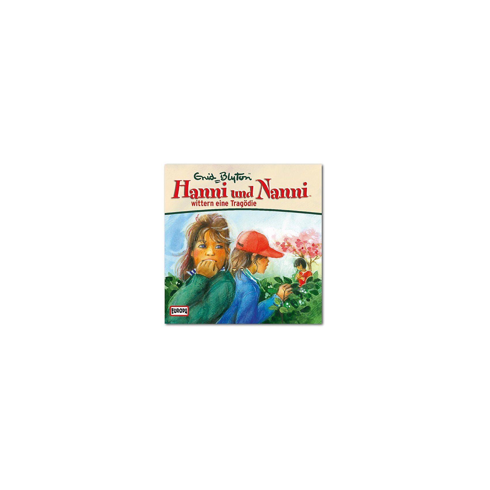 Sony CD Hanni & Nanni 30 - wittern eine Tragödie