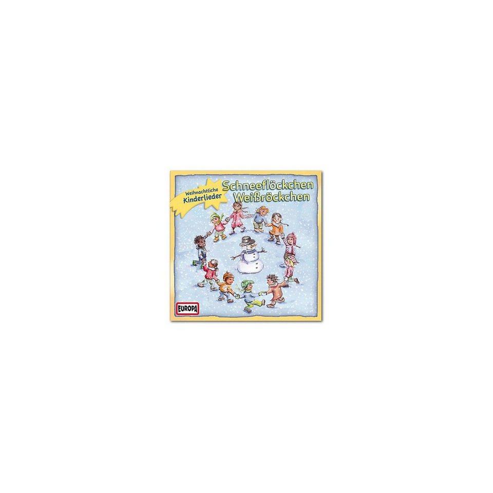 SONY BMG MUSIC CD Fun Kids - Schneeflöckchen, Weissröckchen