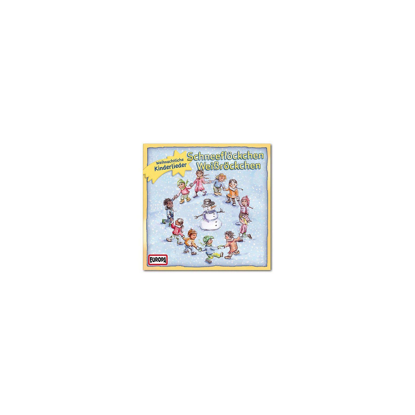 Sony CD Fun Kids - Schneeflöckchen, Weissröckchen