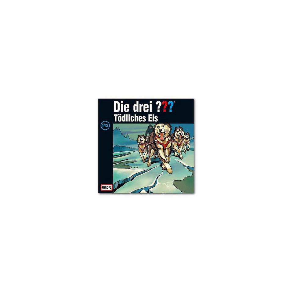 SONY BMG MUSIC CD Die Drei ??? 142 - Tödliches Eis