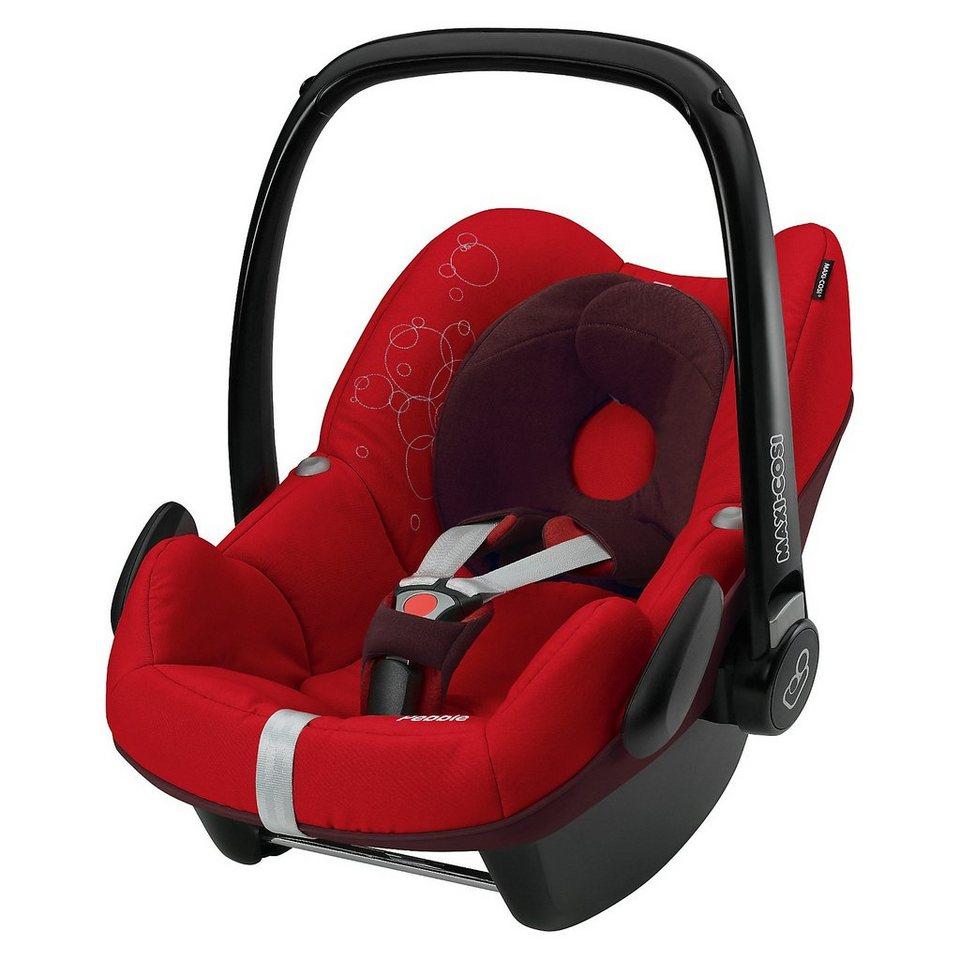 maxi cosi babyschale pebble intense red 2013 otto. Black Bedroom Furniture Sets. Home Design Ideas