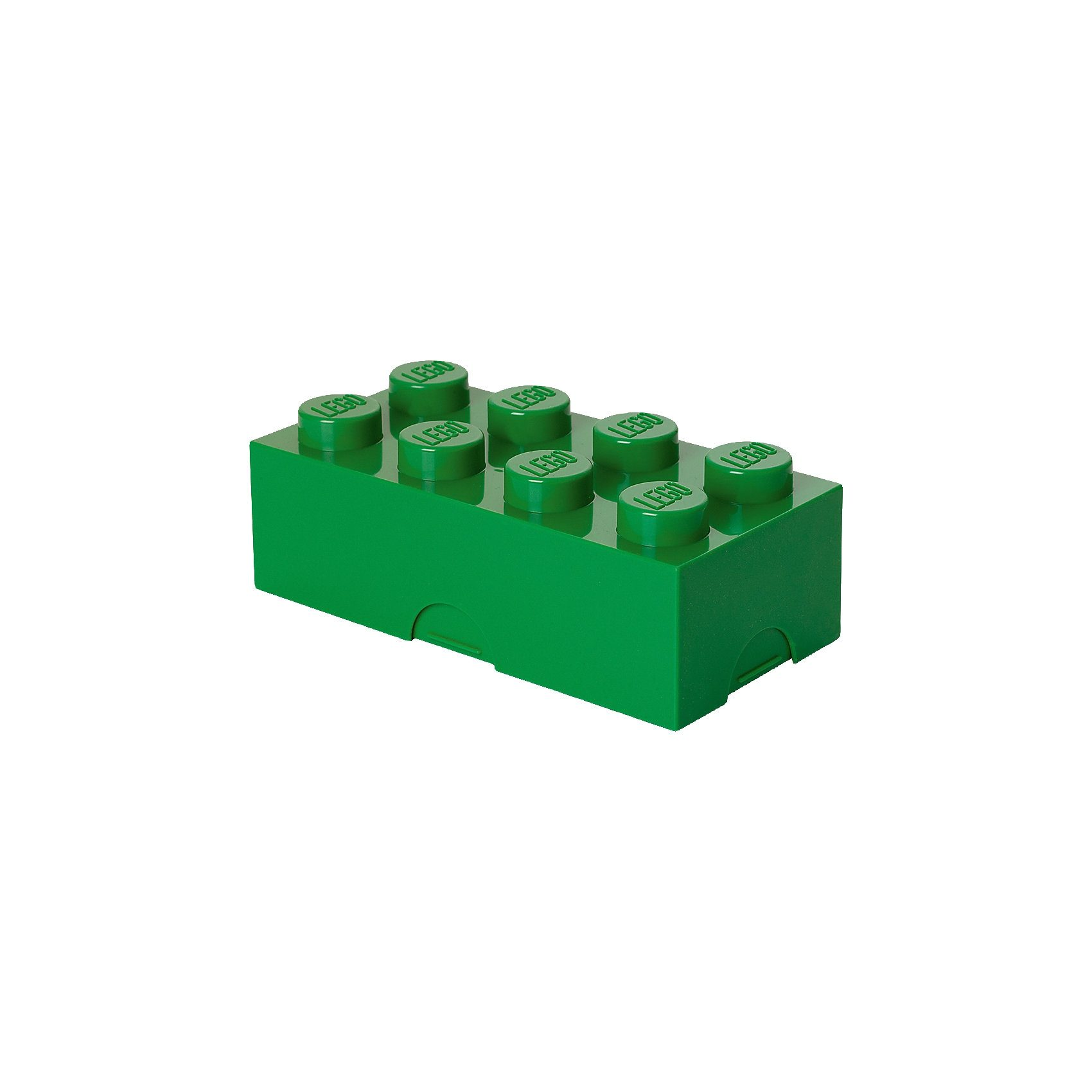 LEGO Lunchbox grün