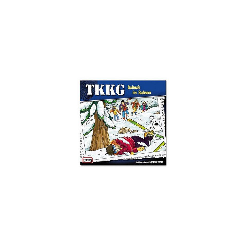 SONY BMG MUSIC CD TKKG 170 - Schock im Schnee