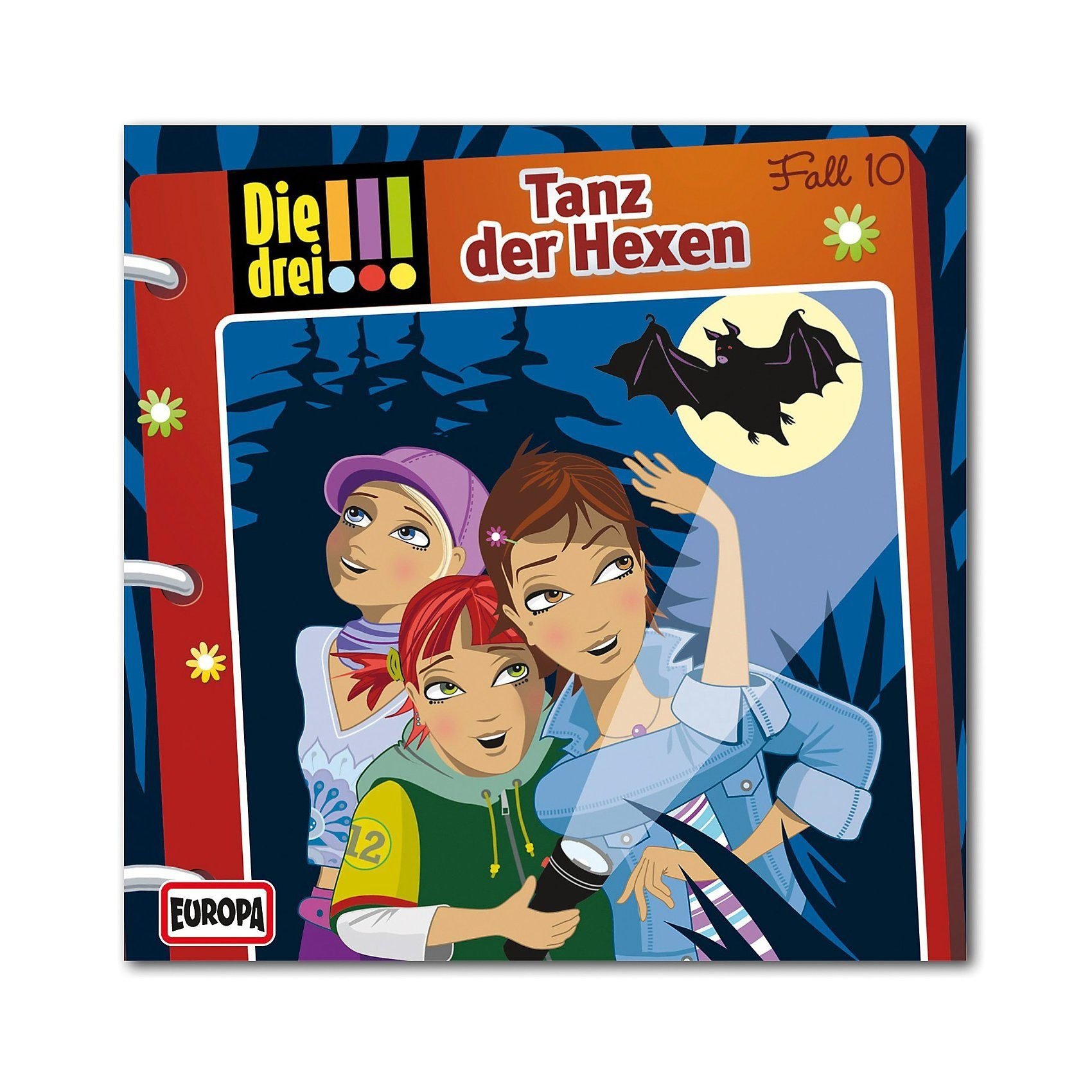 SONY BMG MUSIC CD Die Drei !!! 10 - Tanz der Hexen