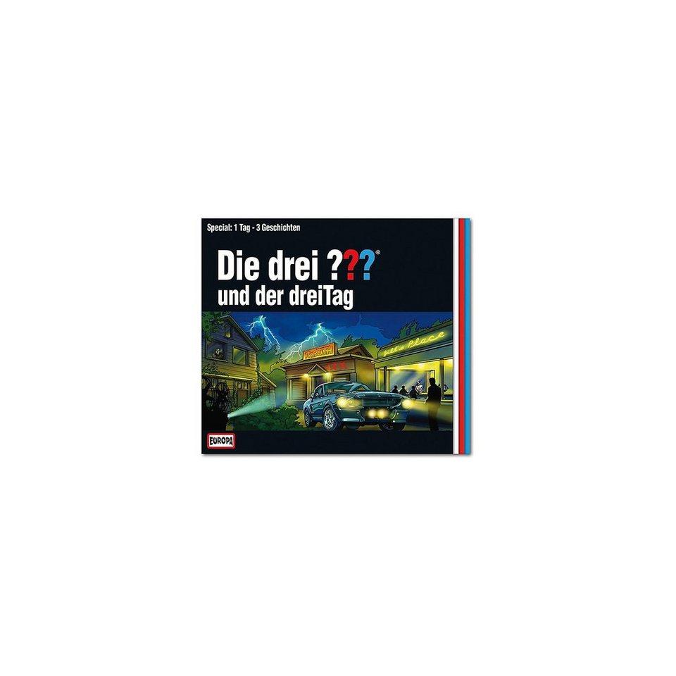 SONY BMG MUSIC CD Die Drei ??? - und der drei Tag - ??? Special 3 CDs