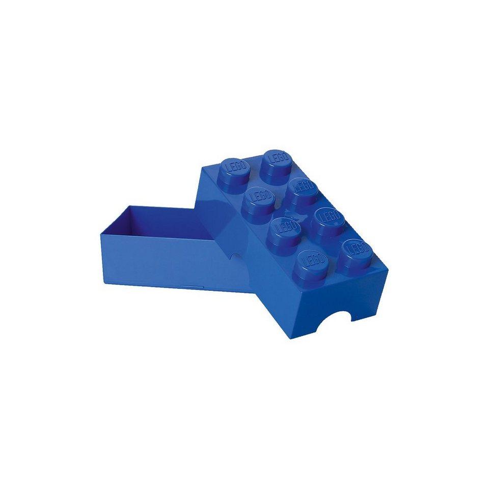 LEGO Lunchbox blau in blau