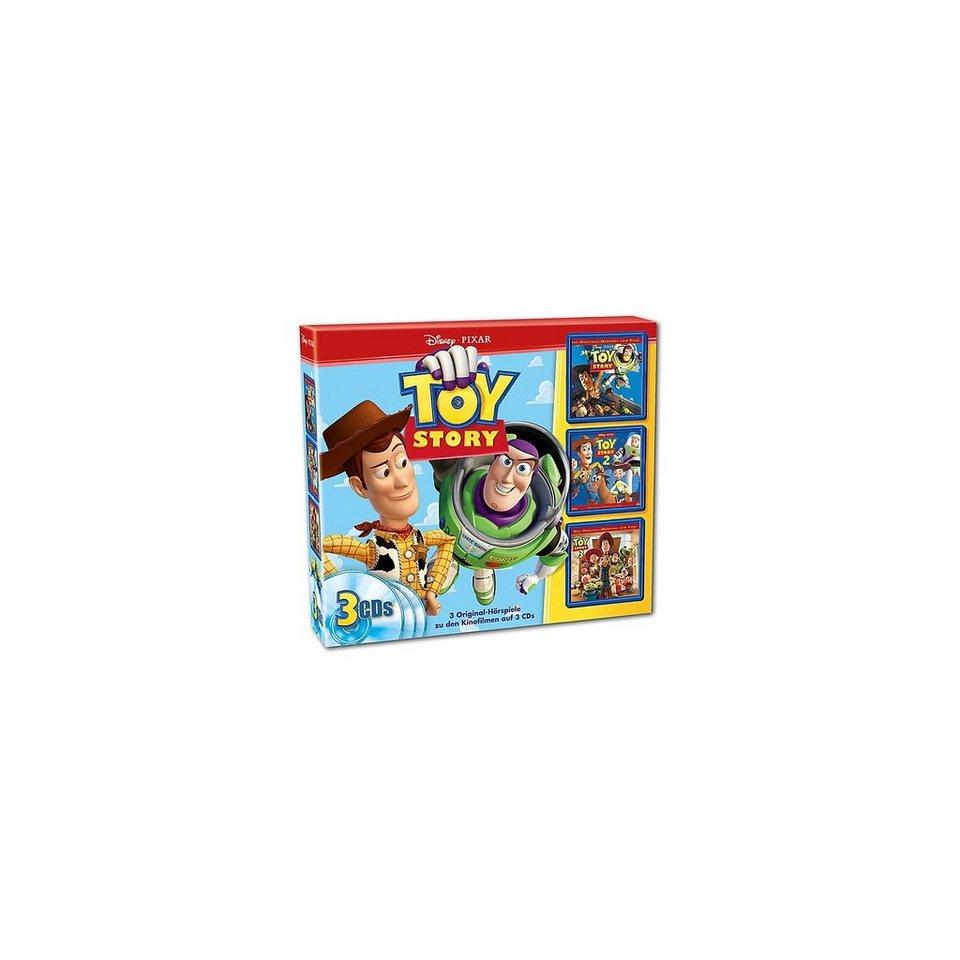 Kiddinx CD Toy Story Box (Teil 1-3)