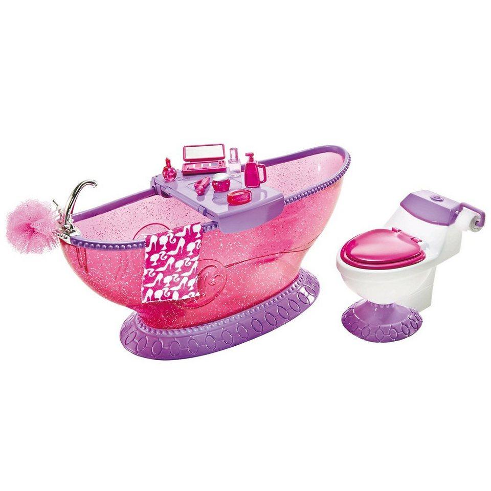 Mattel Barbie Badezimmer Online Kaufen | Otto