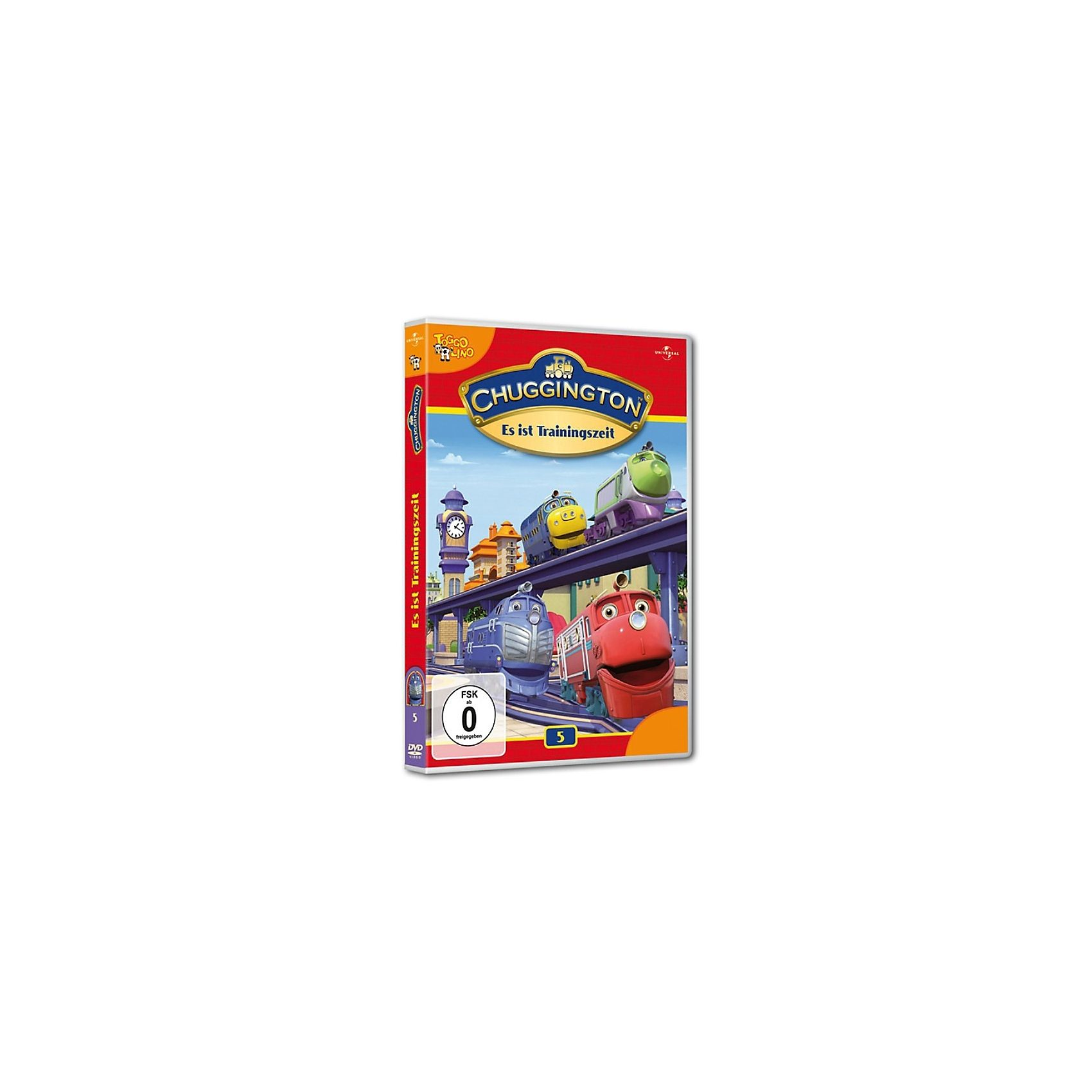 Universal DVD Chuggington 05 - Es ist Trainingszeit