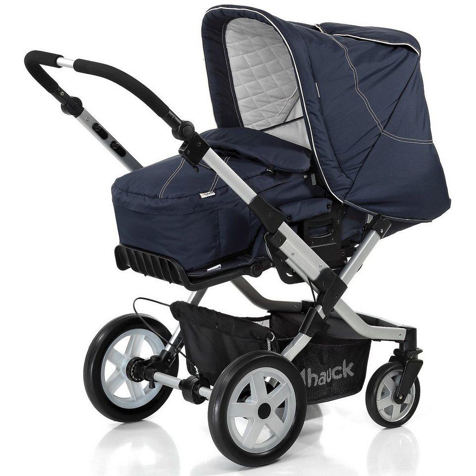 hauck kombi kinderwagen boston 4s mit softragetasche 2 in 1 2011 online kaufen otto. Black Bedroom Furniture Sets. Home Design Ideas