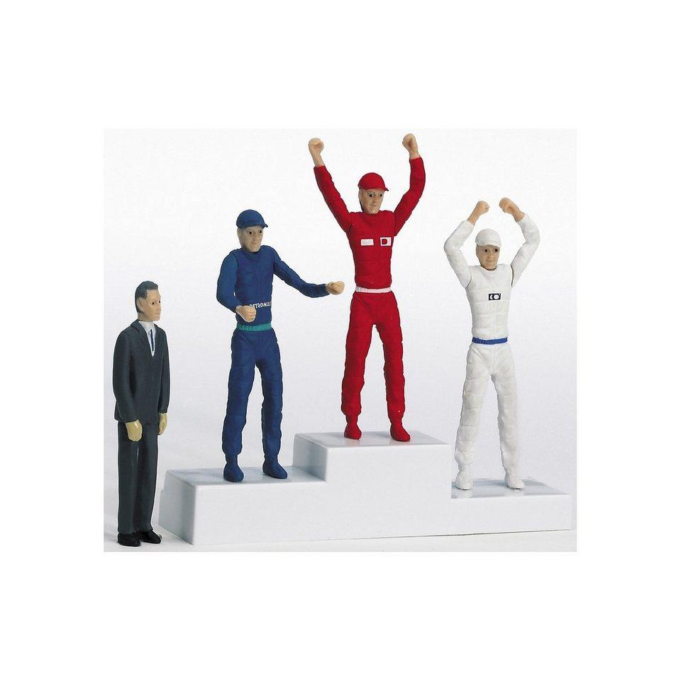 Carrera DIGITAL 124/132/EVOLUTION 21121 Siegerpodest mit Figuren