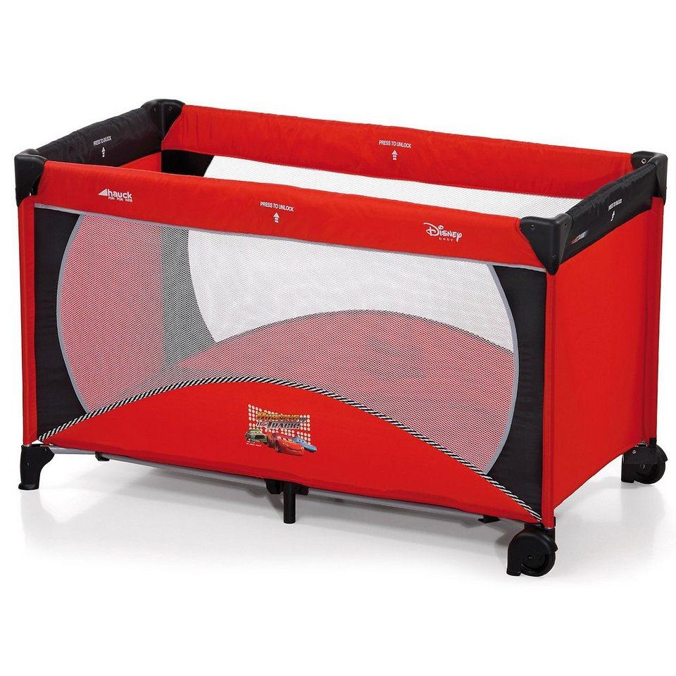hauck reisebett dream n play go mit rollen cars otto. Black Bedroom Furniture Sets. Home Design Ideas