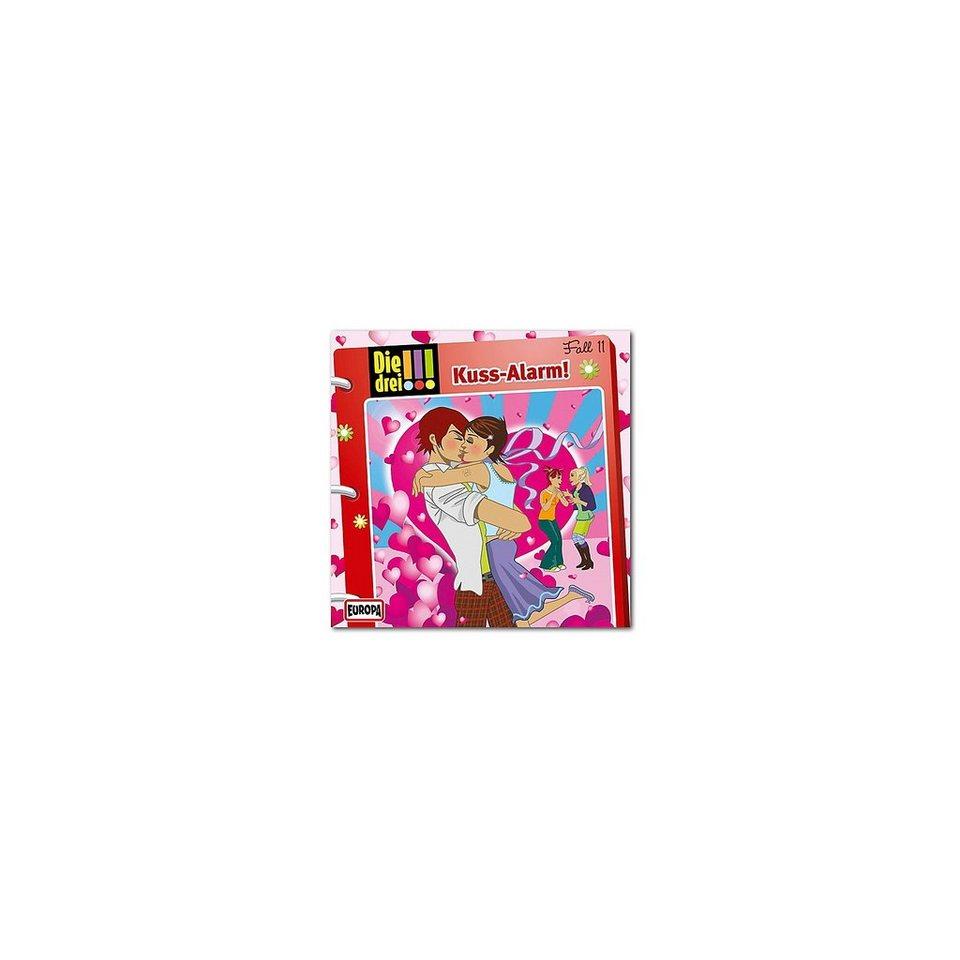 SONY BMG MUSIC CD Die Drei !!! 11 - Kuss-Alarm!