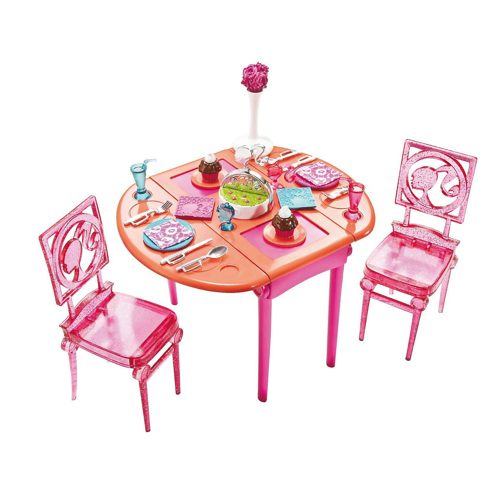 Mattel Barbie Esszimmer