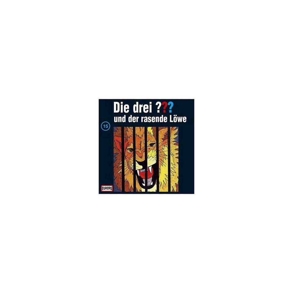 SONY BMG MUSIC CD Die Drei ??? 015 - und der rasende Löwe