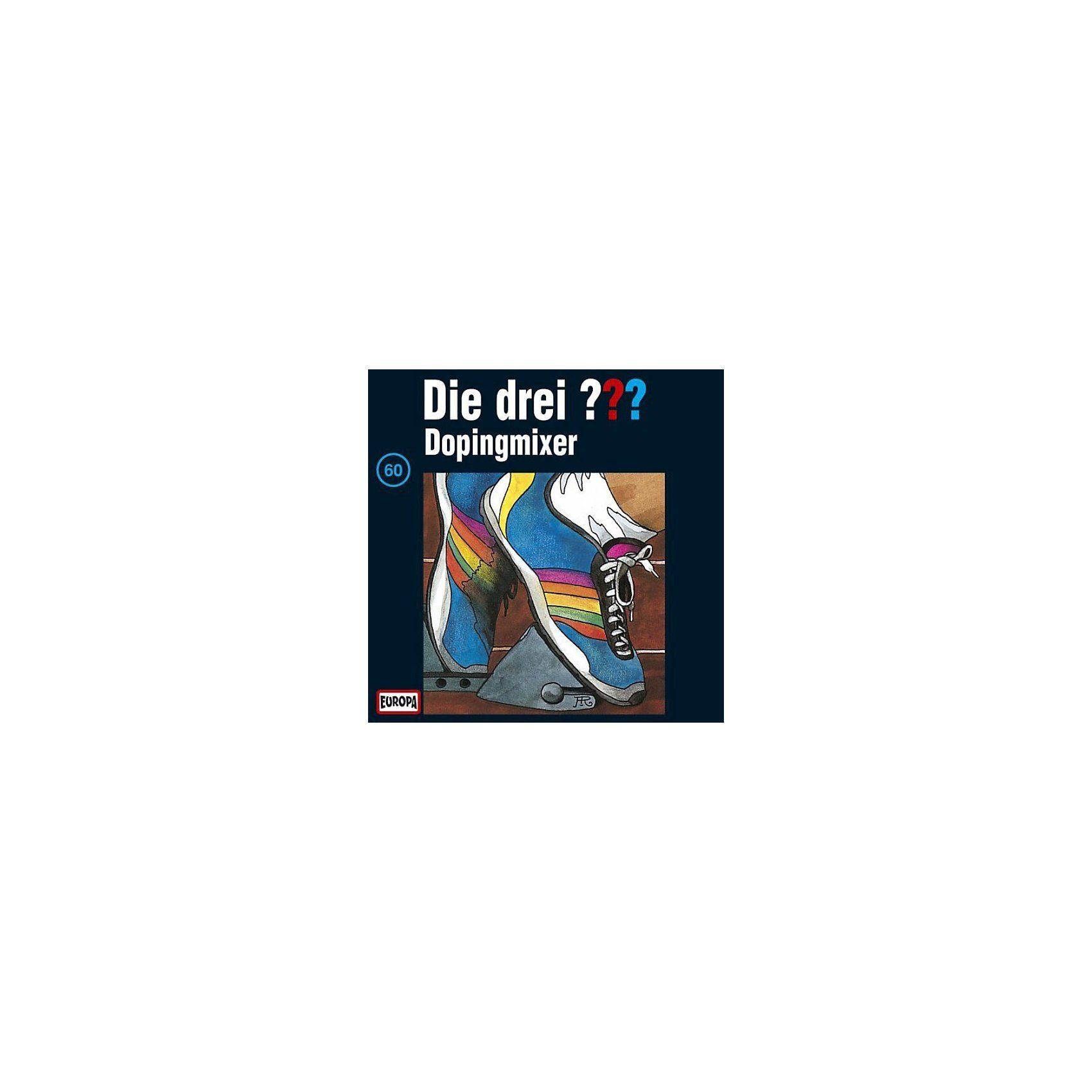 Sony CD Die Drei ??? 060/Dopingmixer