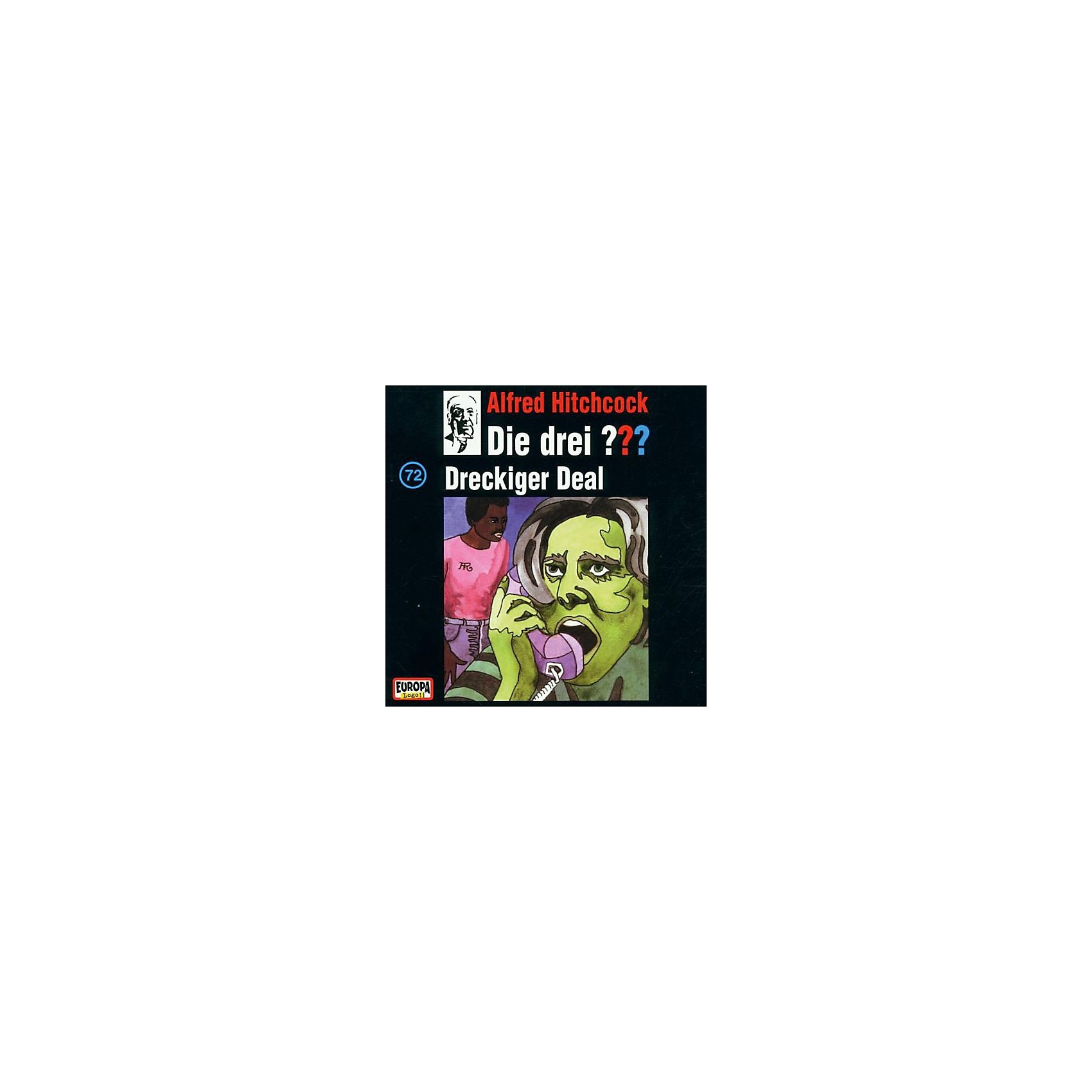 SONY BMG MUSIC CD Die Drei ??? 072/Dreckiger Deal