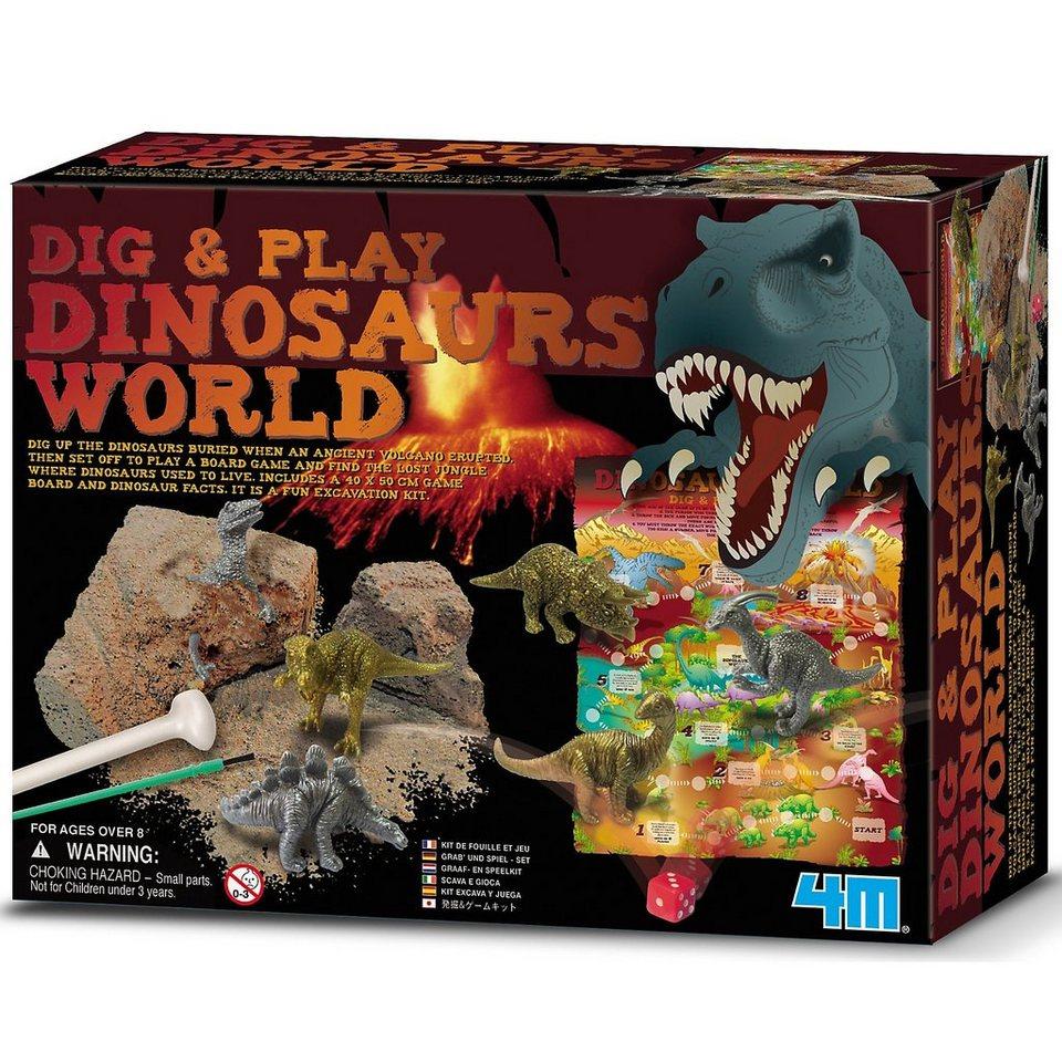 Ausgraben & Spielen: Dinosaurier
