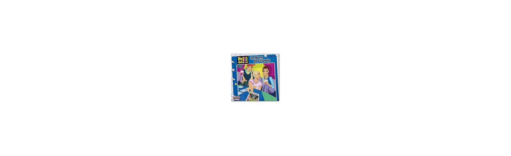 SONY BMG MUSIC CD Die Drei !!! 09 - Im Bann des Tarots