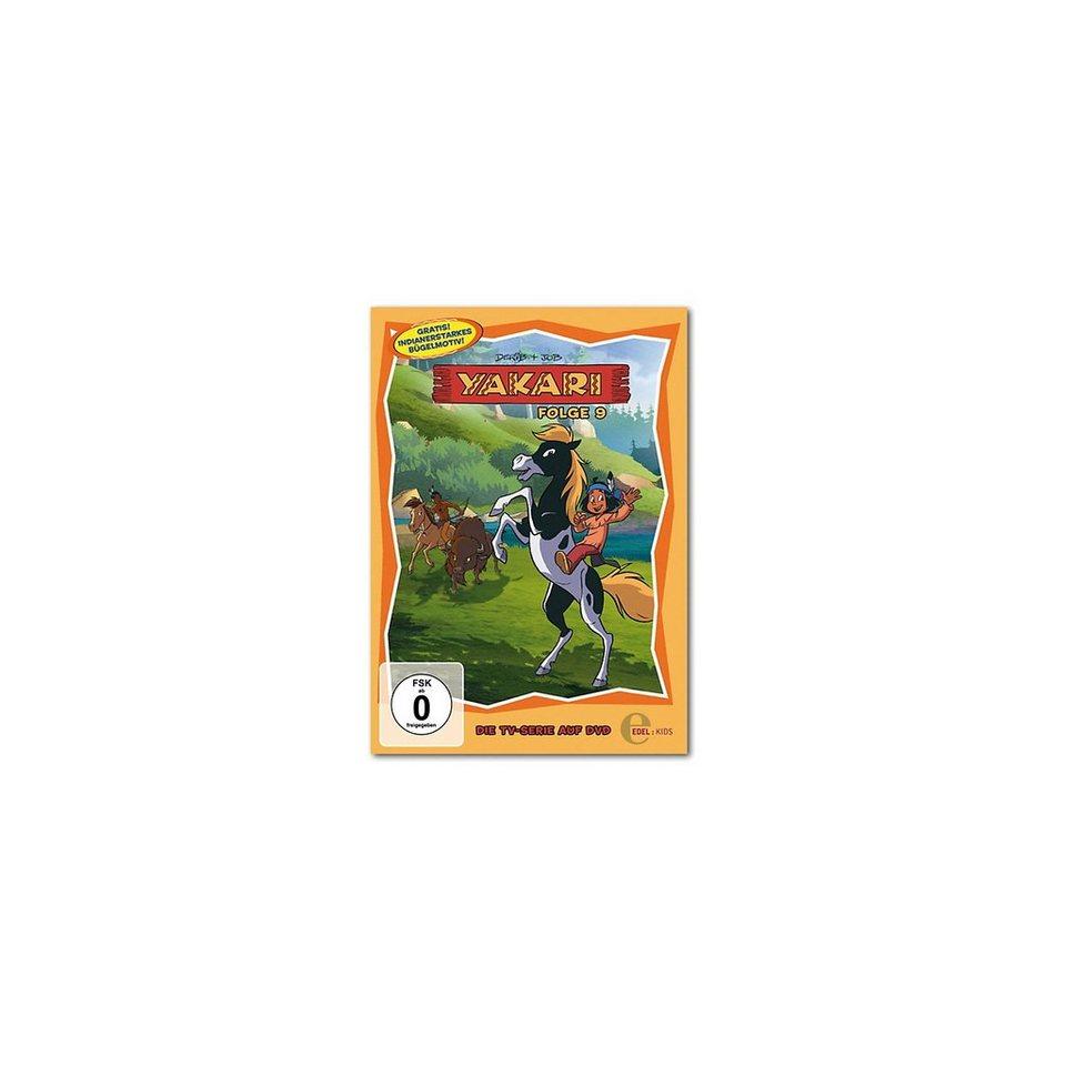 Edel Germany GmbH DVD Yakari 09 - zur TV-Serie