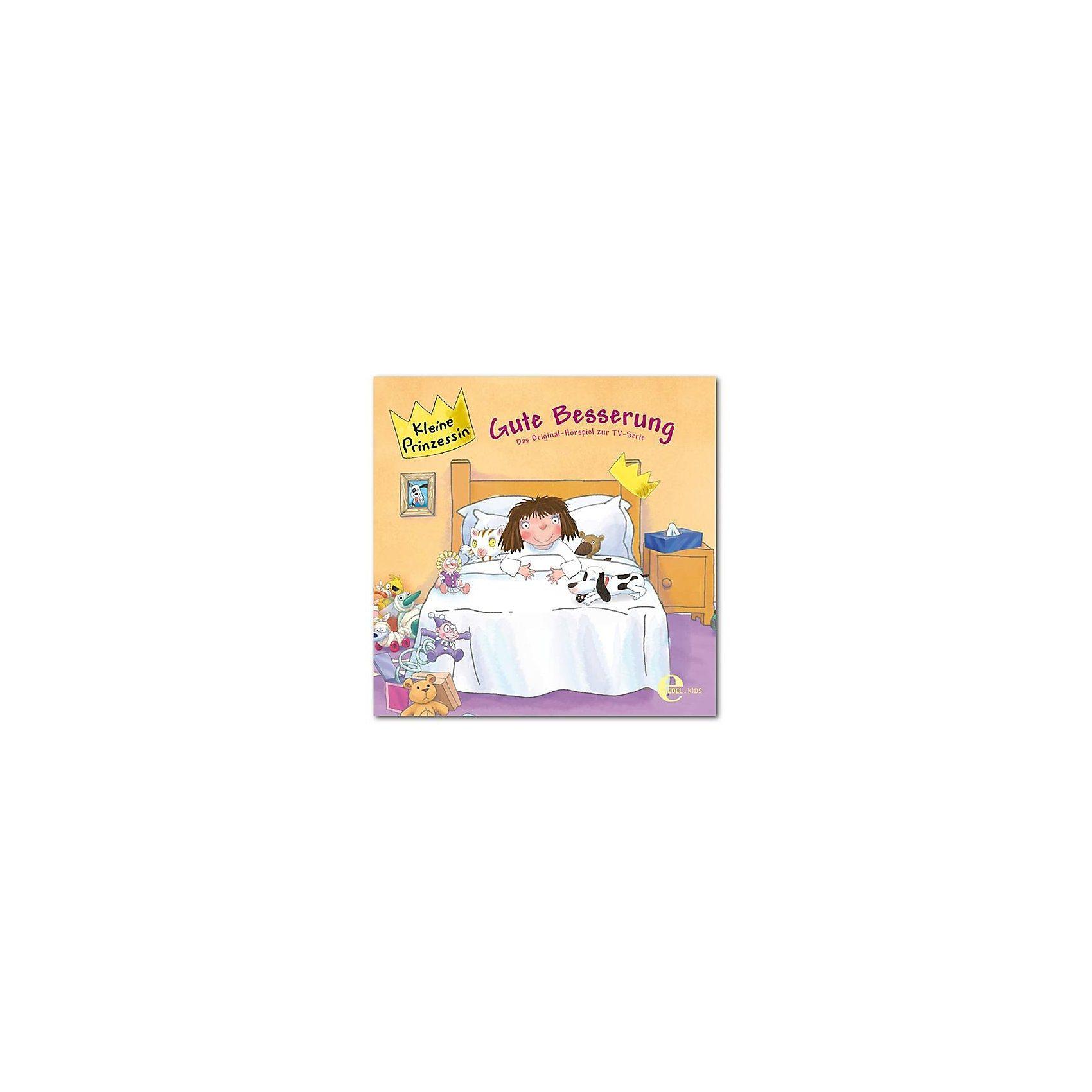 Edel CD Kleine Prinzessin 08 - Gute Besserung