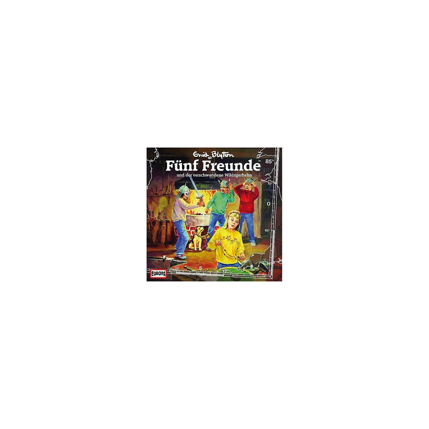 SONY BMG MUSIC CD Fünf Freunde 85 - und der verschwunde Wikingerhelm