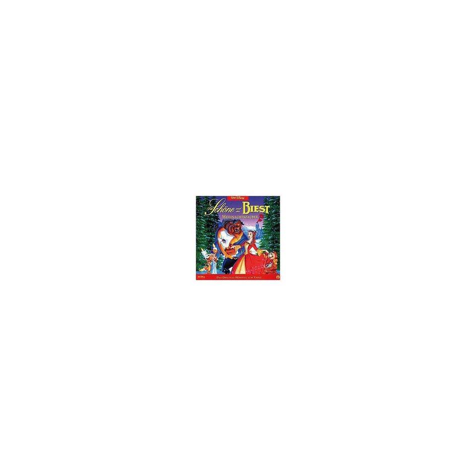 Kiddinx CD Walt Disney Die Schöne und das Biest - Weihnachtzauber