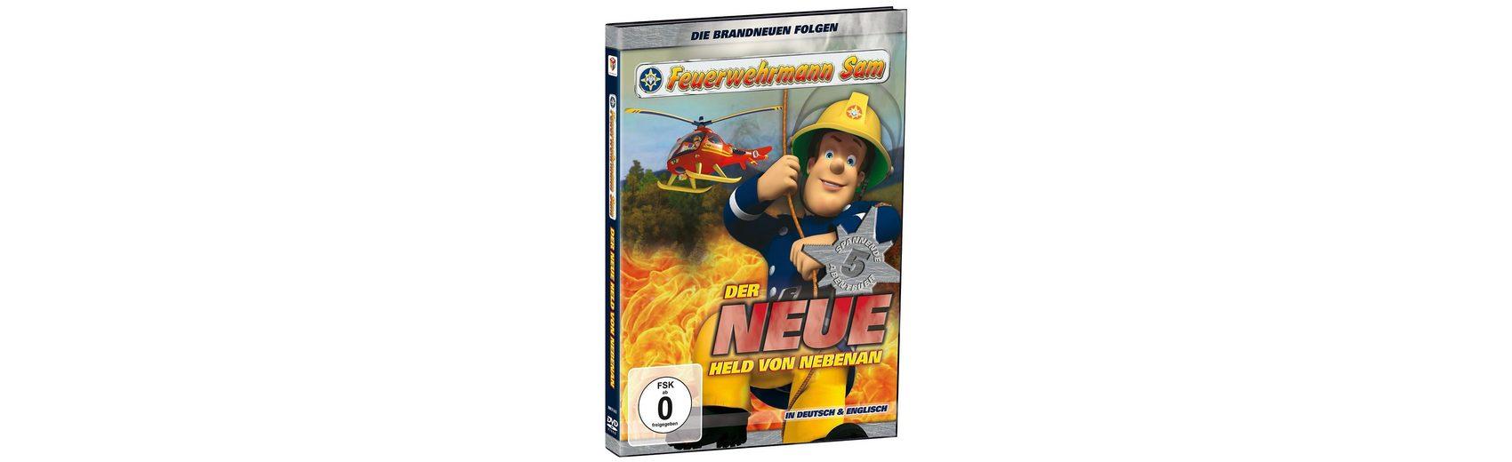 Just Bridge Entertainment DVD Feuerwehrmann Sam - Der neue Held von nebenan (Teil 1)