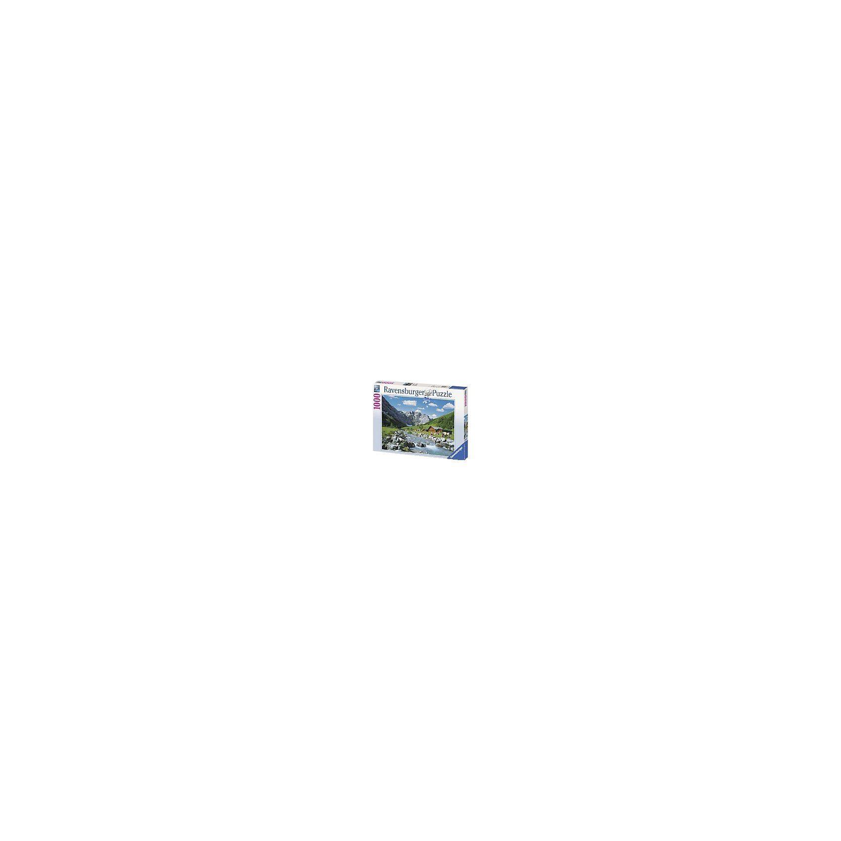 Ravensburger Puzzle 1000 Teile Österreichische Berge
