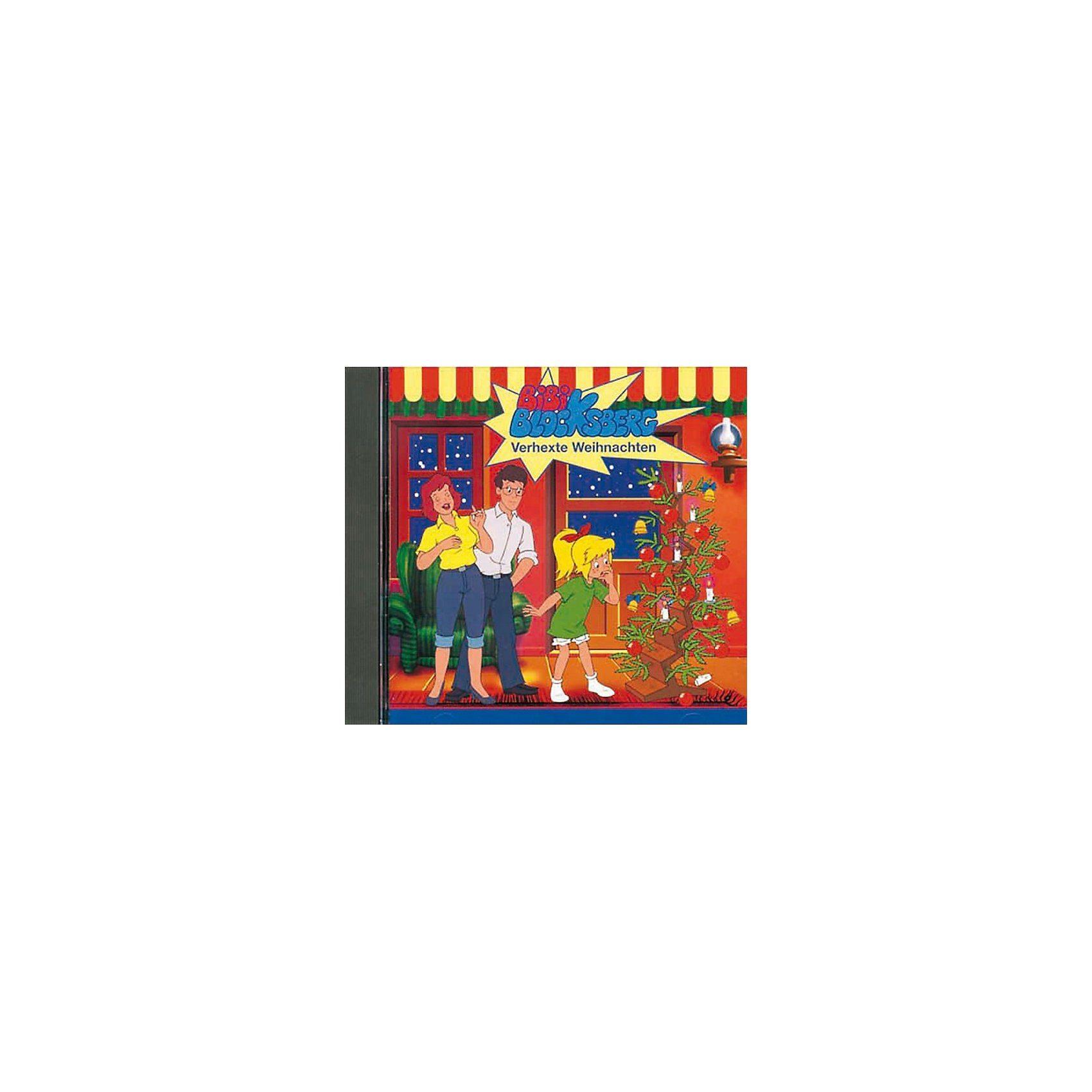 Kiddinx CD Bibi Blocksberg 69 - Verhexte Weihnachten