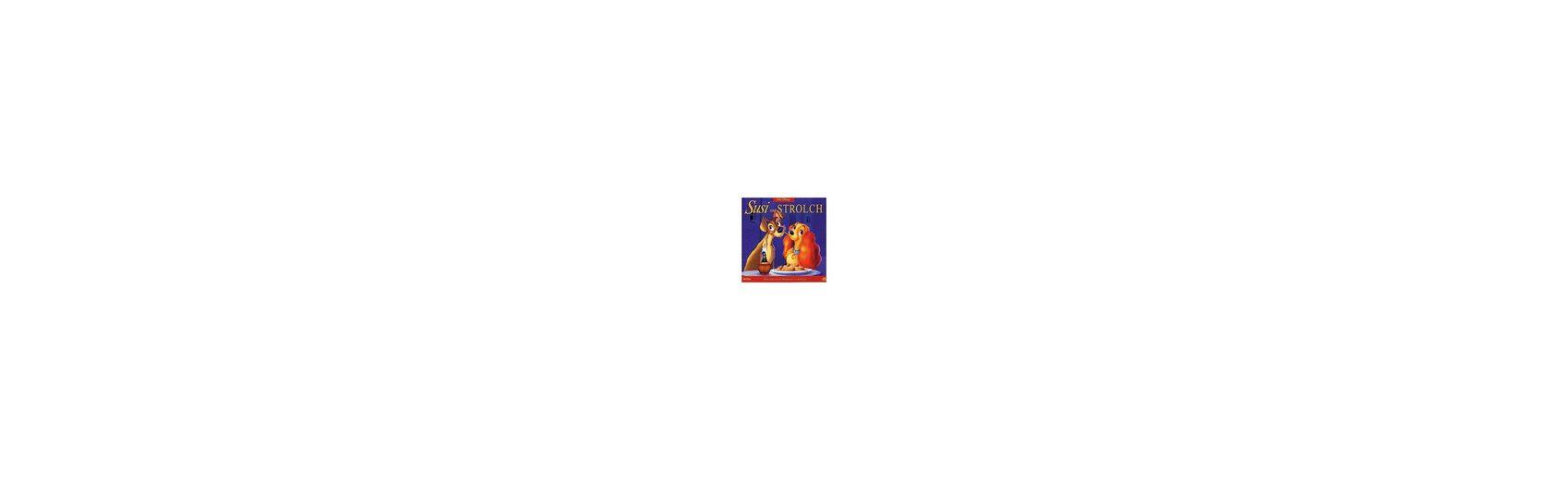 Kiddinx CD Walt Disney Susi & Strolch