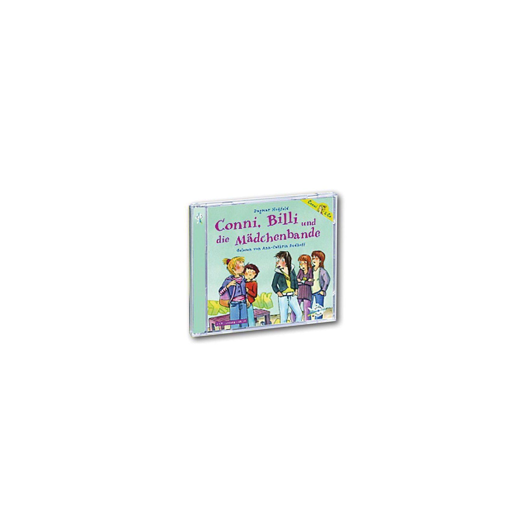 Universal Music GmbH CD Conni - Conni, Billi und die Mädchenbande