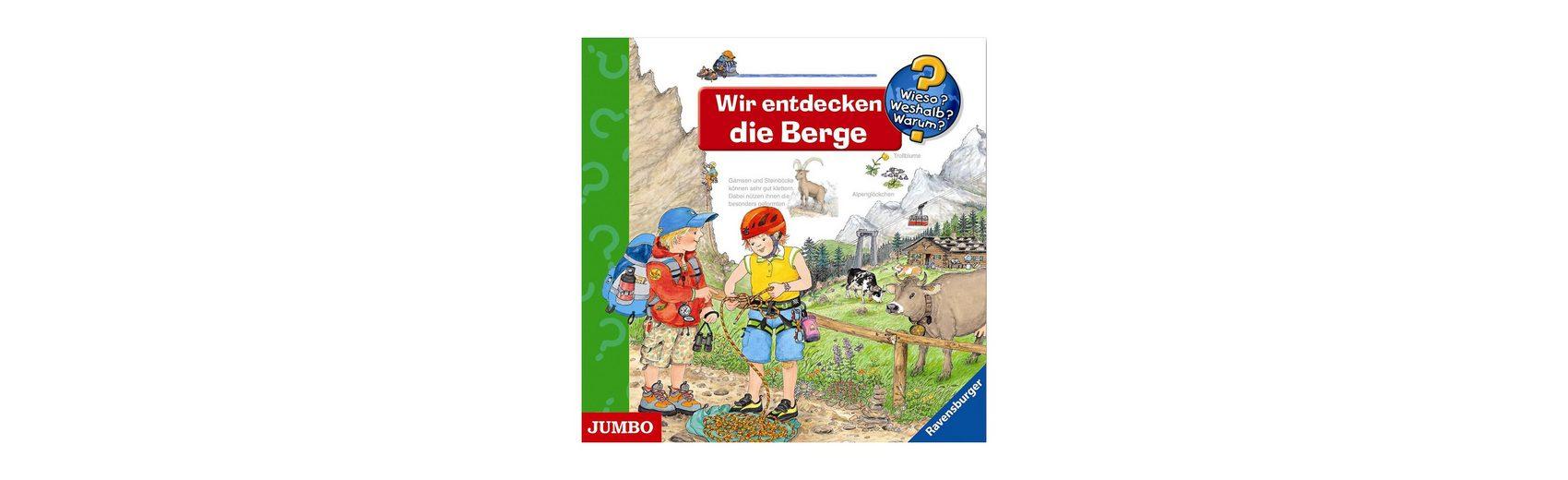 JUMBO Verlag CD Wieso? Weshalb? Warum? - Wir entdecken die Berge