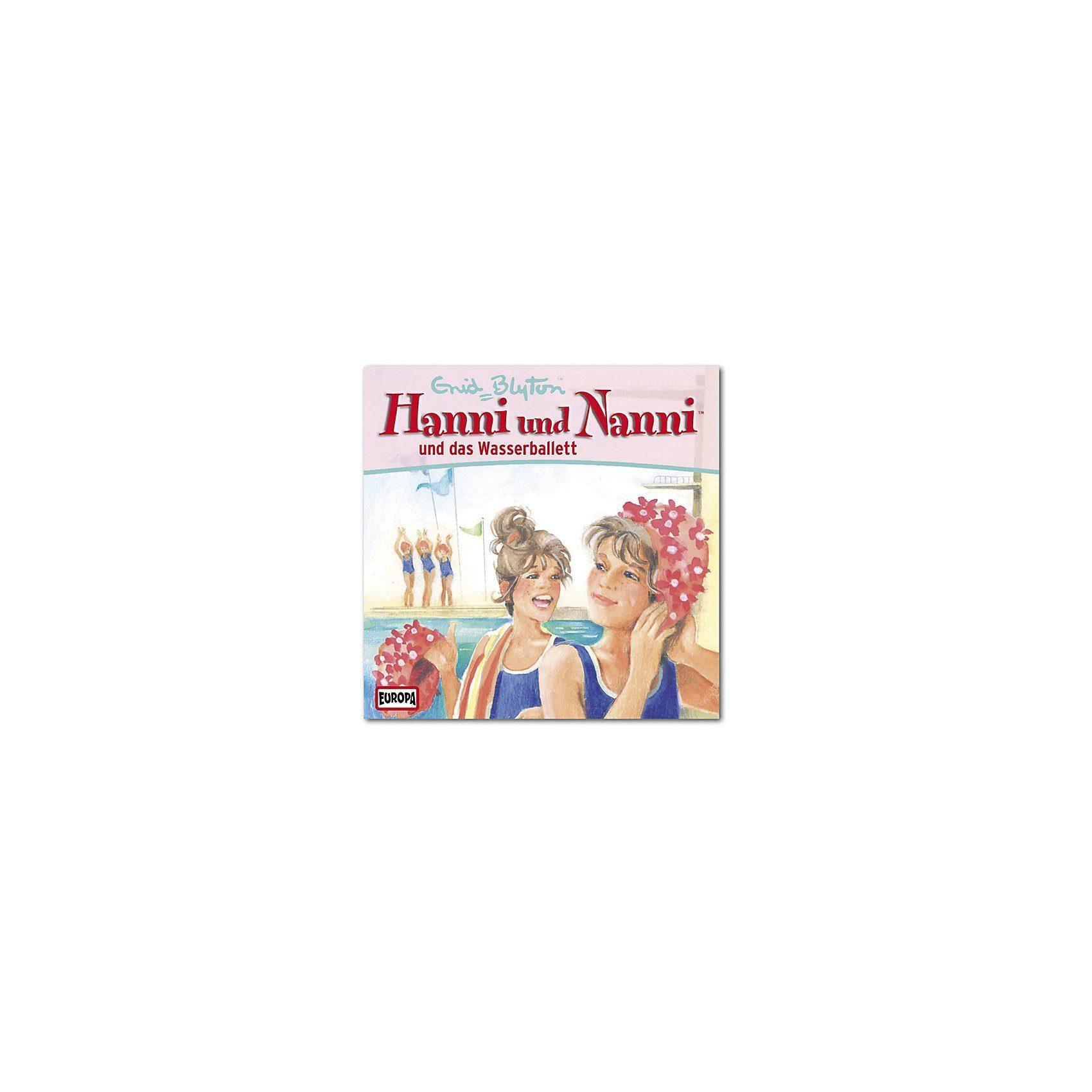 Sony CD Hanni & Nanni 24 - das Wasserballett