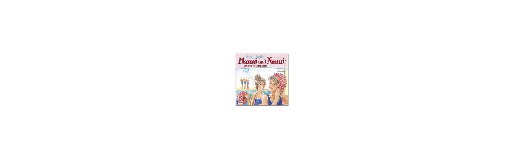 SONY BMG MUSIC CD Hanni & Nanni 24 - das Wasserballett