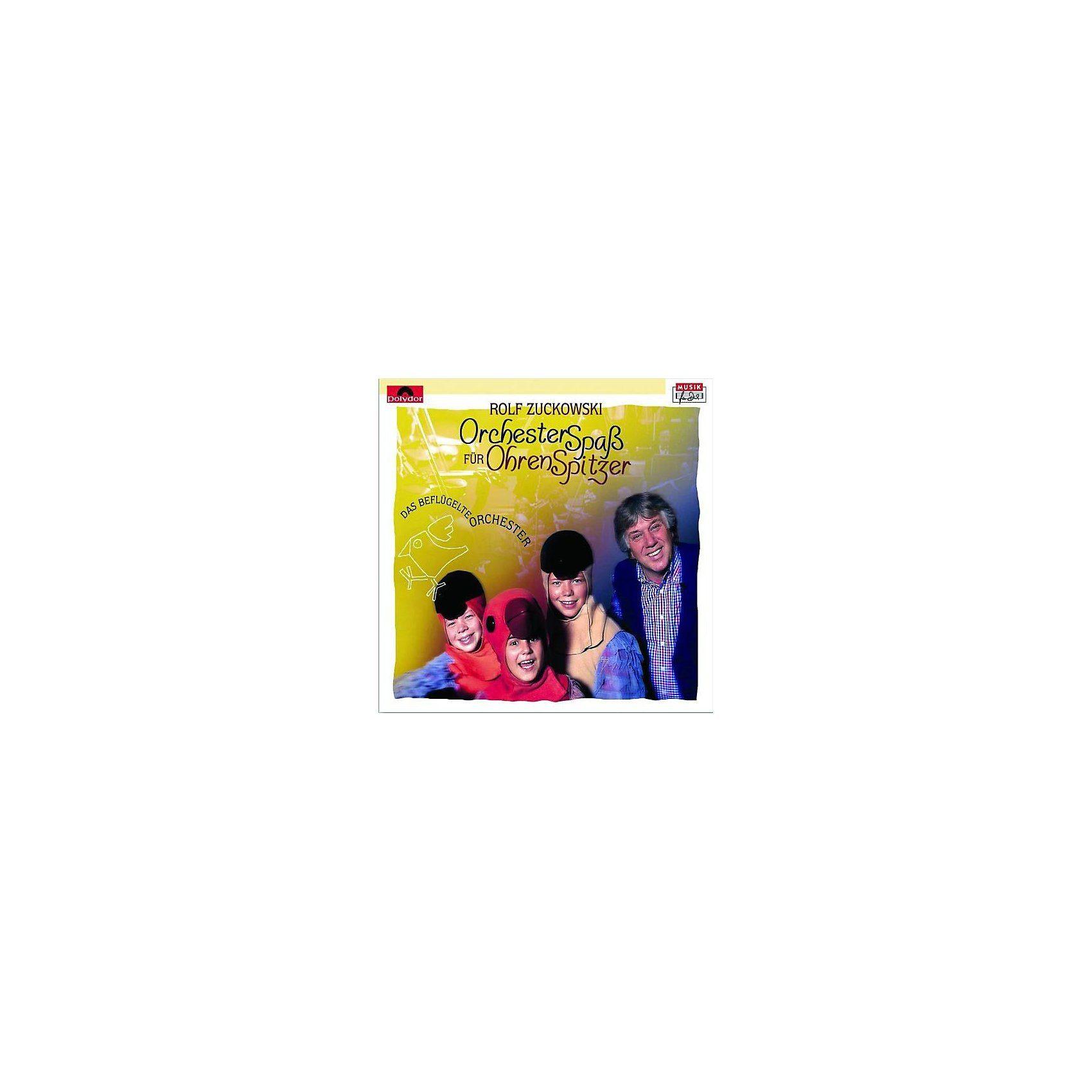 Universal CD Rolf Zuckowski und seine Freunde - Orchesterspass für Ohr