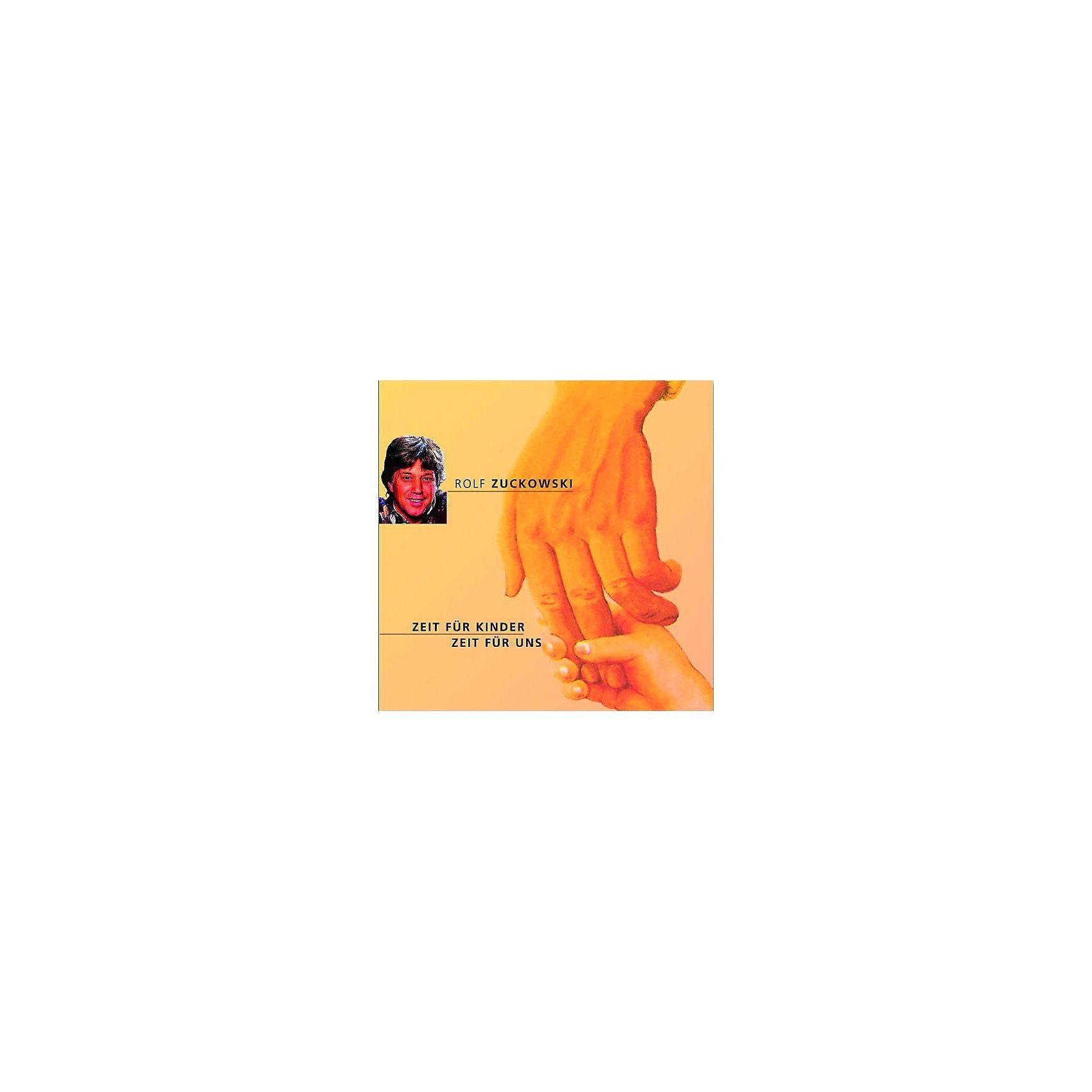 Universal CD Rolf Zuckowski - Zeit für Kinder - Zeit für uns