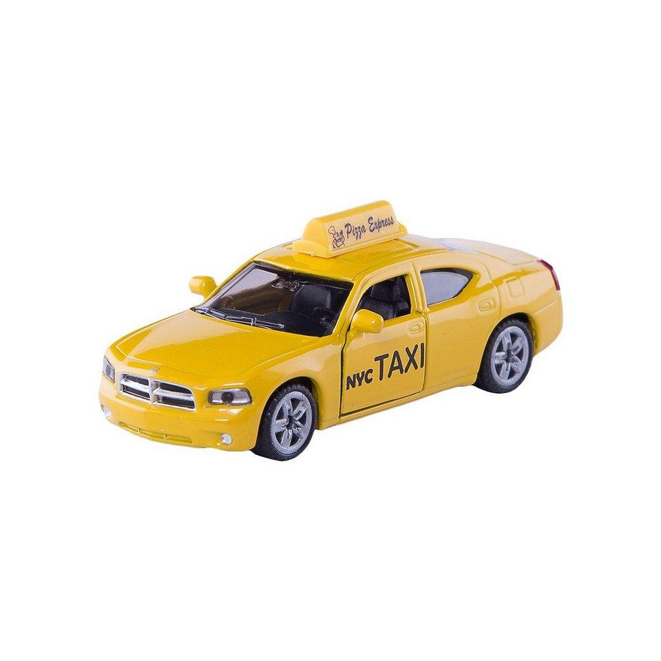 SIKU 1490 US-Taxi