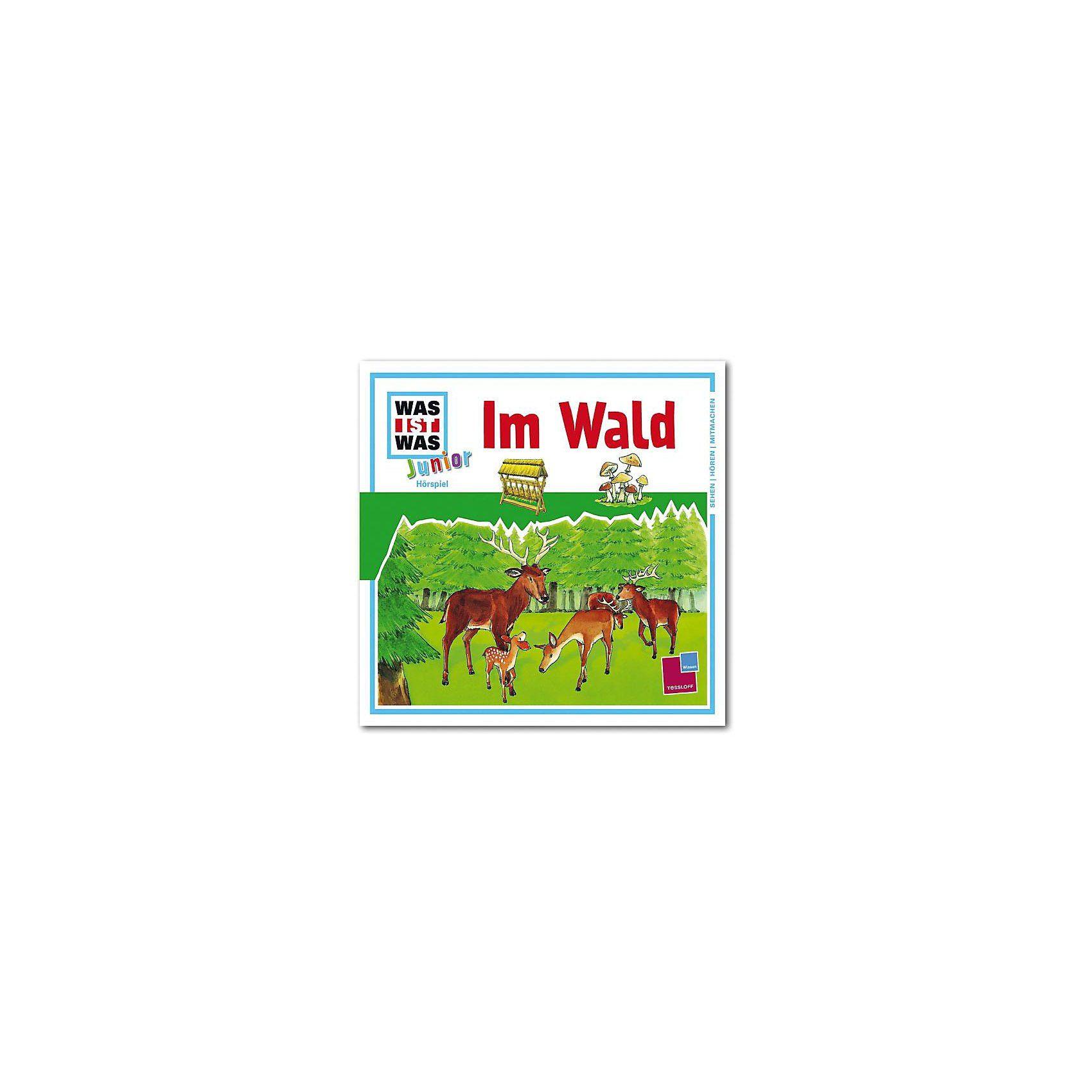 Universal CD Was ist Was? Junior 11 - Im Wald