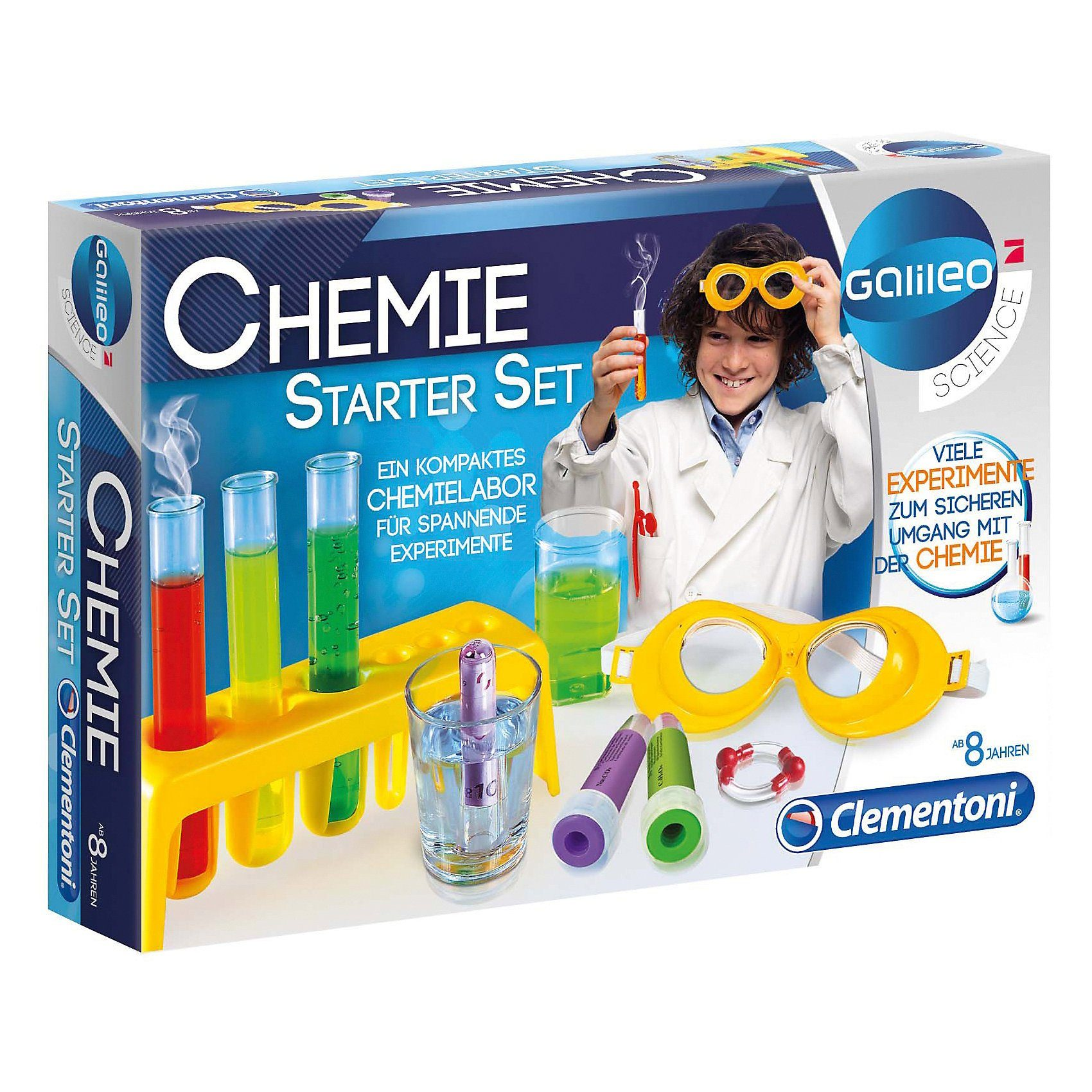 Clementoni Galileo - Chemie Starter Set