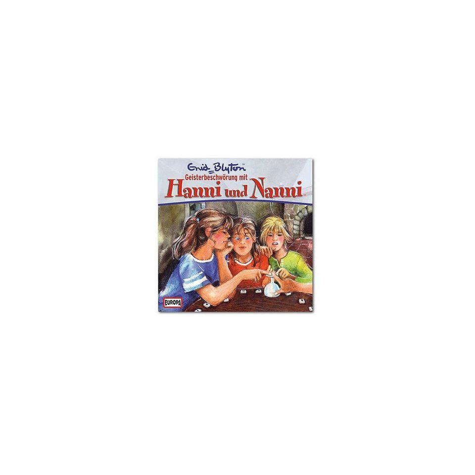 SONY BMG MUSIC CD Hanni & Nanni 29 - Geisterbeschwörung