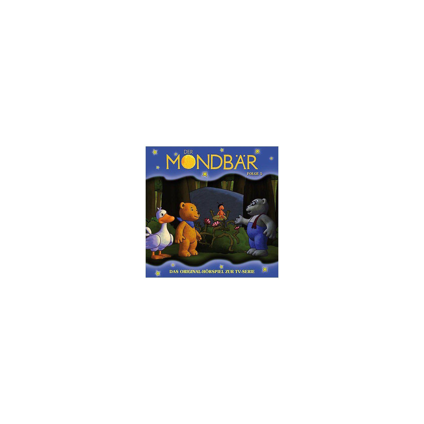 Edel CD Der Mondbär 05