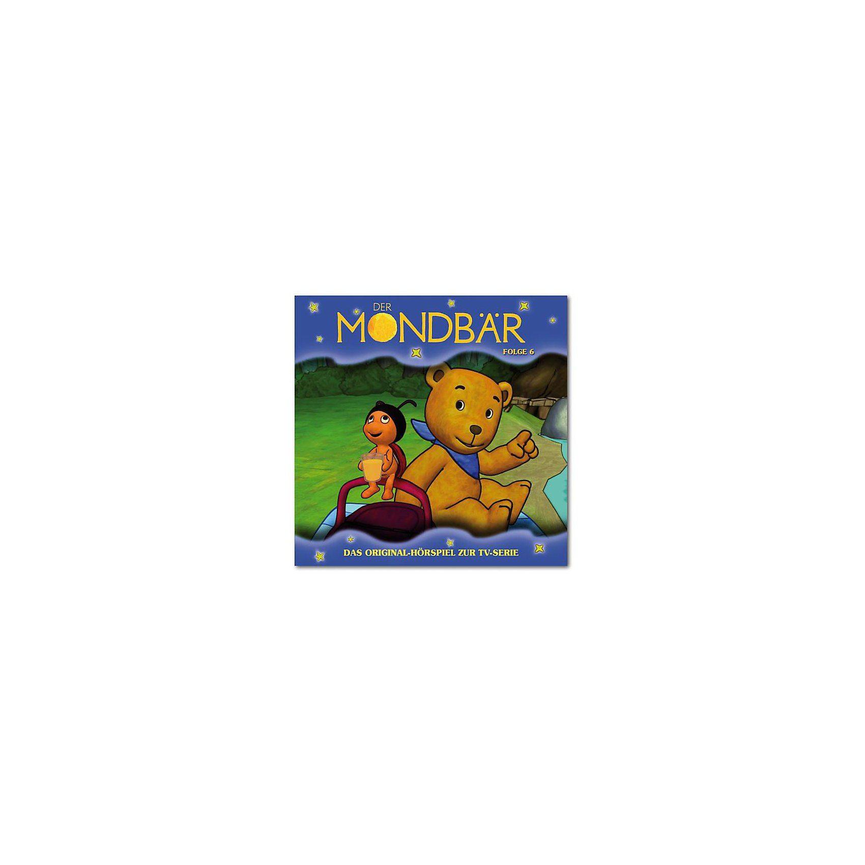 Edel CD Der Mondbär 06