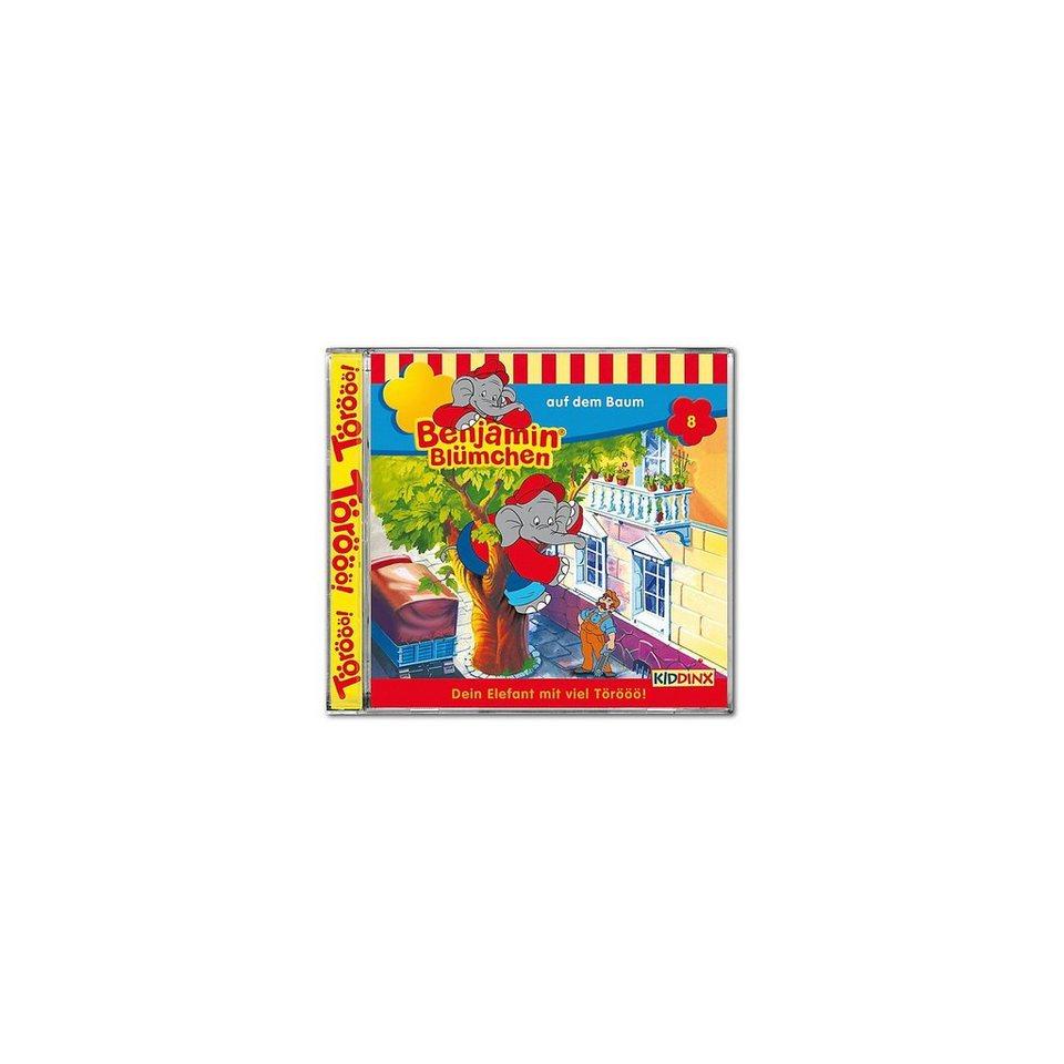 Kiddinx CD Benjamin Blümchen 08 - auf dem Baum