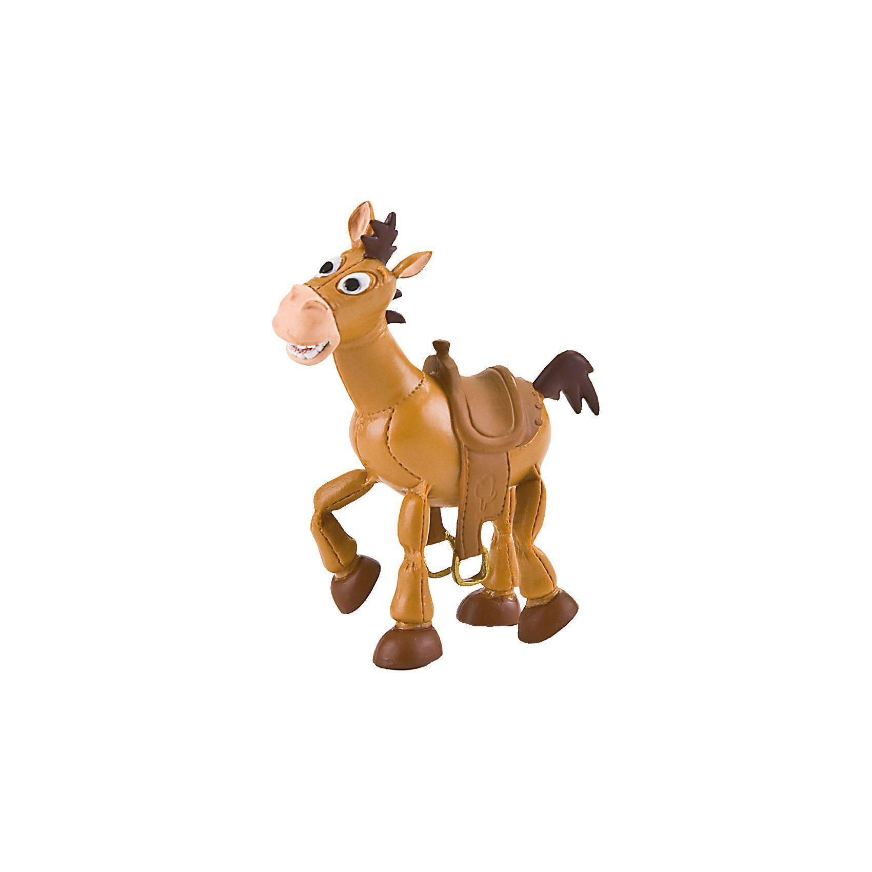 BULLYLAND Comicwelt Walt Disney Toy Story - Pferd Bullseye