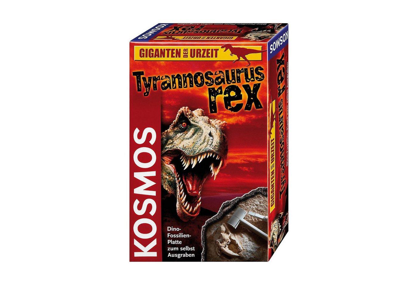 Kosmos Ausgrabungsset Tyrannosaurus Rex - Preisvergleich