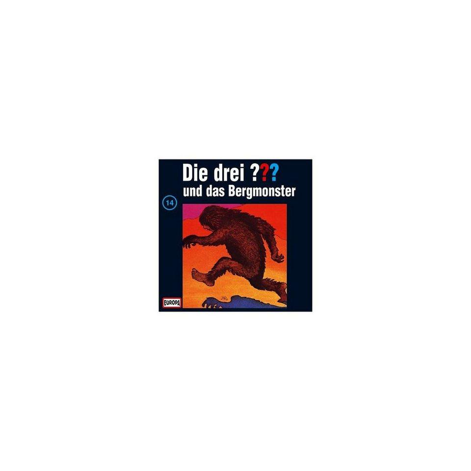 SONY BMG MUSIC CD Die Drei ??? 014/und das Bergmonster