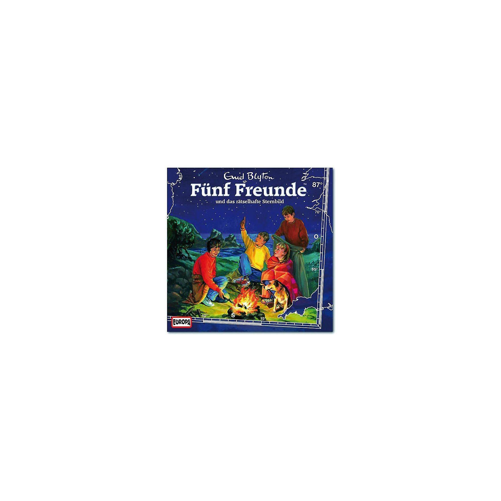 Sony CD Fünf Freunde 87 - und das rätselhafte Sternbild